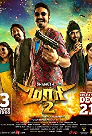 Subtitles Maari 2 - subtitles english 1CD srt (eng)